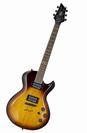 גיטרה חשמלית 2 המבקר קורט  CORT ZENOX Z44TAB