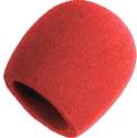 מגן רוח עגול שור  SHURE A58WS-red