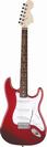 גיטרה חשמלית דרגון  3 סינגלים אדומה DRAGON IE310RD
