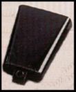 פעמון פרה פאור ביט   POWER BEAT CB-40/5  BLACK COWBELL