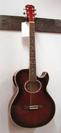 גיטרה אקוסטית מוגברת דרגון  DRAGON F402CEQ RD