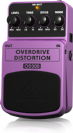 פדל ברינגר  BEHRINGER OVERDRIVE/DISTORTION OD300
