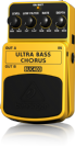 פדל ברינגר  BEHRINGER ULTRA BASS CHORUS BUC400