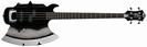 גיטרה בס קורט  CORT GS-AXE-2 BK