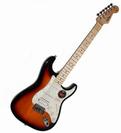 גיטרה חשמלית פנדר סקוויר   FENDER SQUIER FSEG0912 VSB