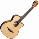 גיטרה קלאסית מוגברת לג LAG TN66ACE