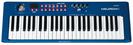 מקלדת שליטה איקון  בצבע כחול  ICON Neuron 5 keyboarad