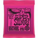 מיתרים לחשמלית ארני בל ERNIE BALL 2223 Super Slinky Electric 9-42