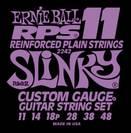 מיתרים לחשמלית ארני בל ERNIE BALL 2242 RPS Power Slinky Electric 11-48