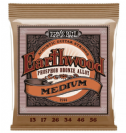 מיתרים ארני בל  ERNIE BALL  2144 Power Slinky Phosphor Bronze Acoustic 13-56