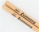 מקלות תופים ראש עץ לודוויג  LUDWIG 5B