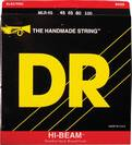 סט 4 מיתרים לבס DR Strings HI-BEAM 0.45 medium-lite