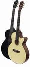 גיטרה קלאסית מוגברת קורט CORT CEC- 3NS