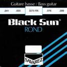 סט מיתרים לבס 046 סברז SAVAREZ Black Sun S3270