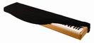כיסוי אבק שחור למקלדת 88 ק' און-סטייג' On-Stage KDA - 88
