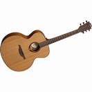 גיטרה אקוסטית ג'מבו לג   LAG T200J