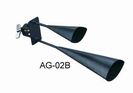 אגוגו עם תפסן דיבי פרקשן DB Percussion AG-02B