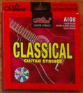 סט מיתרים אליס לגיטרה קלאסית ALICE A108-N