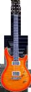 גיטרה חשמלית בלייד BLADE DD-4