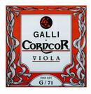סט מיתרים גאלי  לויולה GALLI G071