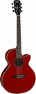 גיטרה אקוסטית מוגברת קורט  CORT SFX-FM TR F. MAPLE CUTWAY
