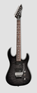 גיטרה חשמלית B.C RICH STANDARD ASM BLACK BURST