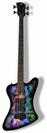 גיטרה בס אקטיבית ספקטור  SPECTOR LEGEND 4X CLASSIC HOLOFLASH