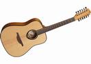 גיטרה אקוסטית לג 12 מיתרים LAG T66D
