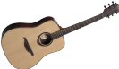 גיטרה אקוסטית לג  LAG T400D