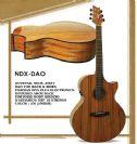 גיטרה אקוסטית מוגברת קורט CORT NDX-DAO AM