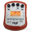 מולטי אפקט לגיטרה אקוסטית  NUX PA-2