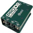 קופסת DI דו ערוצי פאסיבי רדיאל RADIAL ProD2