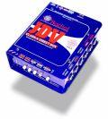 קופסת DI אקטיבי רדיאל בעל 2 כניסות 4 יציאות RADIAL JDV