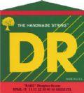מיתרים לגיטרה אקוסטית DR Strings RPMH13 Acoustic
