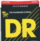 מיתרים לגיטרה חשמלית  DR Strings Lite-n-Tite Tite-Fit