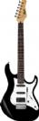 גיטרה חשמלית 3 סינגלים קורט CORT G220BK