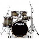 מערכת תופים סונור SONOR Select Stage3 Green