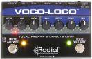 ממשק אפקט גיטרה למיקרופון רדיאל RADIAL Voco-Loco