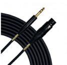 "כבל מיקרופון 90 ס""ם MOGAMI Gold TRS-XLRF"