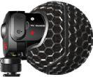 מיקרופון סטריאופוני מקצועי למצלמות רוד RODE Stereo VideoMic X