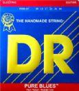 מיתרים לגיטרה חשמלית DR Strings DR PHR10 Pure Blues