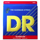 מיתרים לבס DR Strings Sunbeams 5-String Bass 45-125