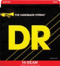 סט 4 מיתרים לבס DR Strings HI-BEAM 0.45 medium