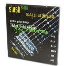 סט מיתרים 0.10-0.46 לגיטרה חשמלית  גאלי GALLI SH200 SLASH