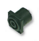 מחבר נויטריק NEUTRIK  NL4MP  CONNECTOR, SPEAKON, SOCKET, 4WAY