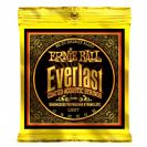 מיתרים ארני בל ERNIE BALL 2558 Everlast Coated 80/20 Acoustic 11-52