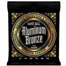 מיתרים ארני בל ERNIE BALL 2568 Aluminum Bronze Acoustic 11-52