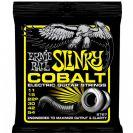 מיתרים לחשמלית ארני בל ERNIE BALL 2727 Cobalt Beefy Slinky Electric 11-54