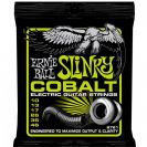 מיתרים לחשמלית ארני בל ERNIE BALL 2721 Cobalt Regular Slinky Electric 10-46