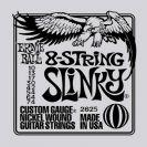 מיתרים לחשמלית ארני בל ERNIE BALL 2625 8-String Slinky Electric 10-74